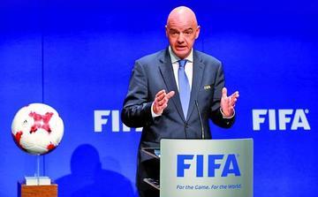 La FIFA suspende a la Federación de Mali