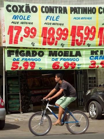 Brasil refuerza controles por corrupción en venta de carne