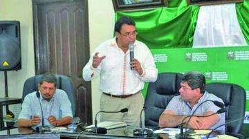 FAM: la etapa de socialización del pacto fiscal termina el 31 de marzo
