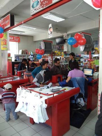 El Supermercado del Sur regala en 7mo aniversario
