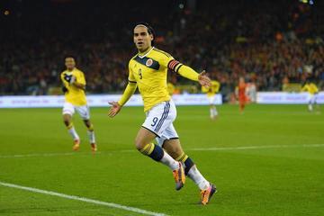 Colombia pierde a Falcao para el choque contra Bolivia