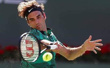 Federer logra título en Indian Wells