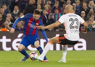 Barcelona vence 4-2 a Valencia