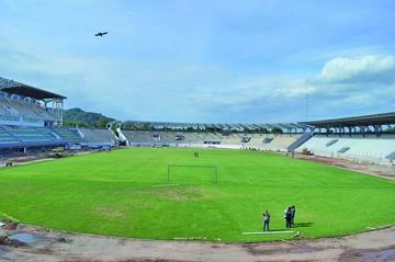 Conmebol avala el estadio Provincial de Yacuiba