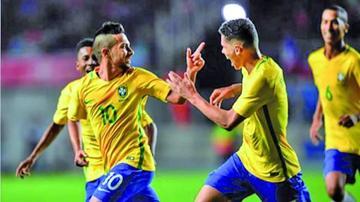 Brasil golea y clasifica al primer Mundial