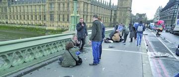 Nuevo ataque terrorista sacude al Reino Unido y deja tres muertos