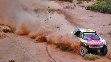 Bolivia es parte del recorrido del Dakar 2018