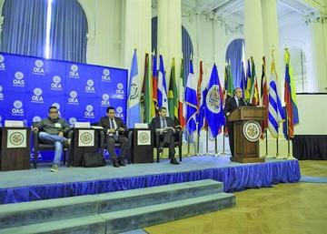 Países de la OEA piden reunión sobre la situación de Venezuela
