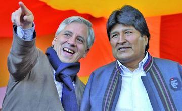 Caso Terrorismo:  excluyen a Morales y García Linera de la lista de testigos
