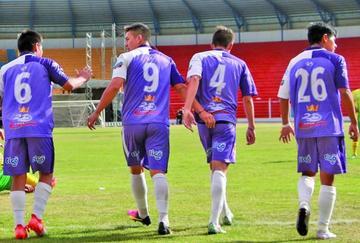 Real Potosí logra su primera victoria del torneo de Reservas tras vencer al Tigre