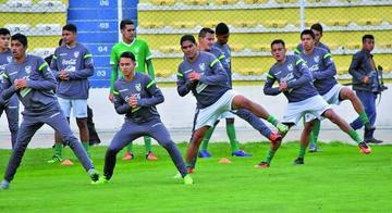 La Verde centra su atención en el duelo contra la Argentina