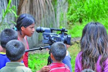 Pueblos indígenas llevan al cine su identidad cultural