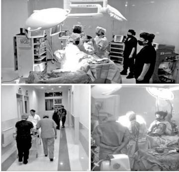 Hospital Madre Teresa de Calcuta ya efectúa cirugías programadas
