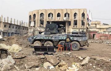 Desplazados por las batallas en Mosul sobrepasan los 200.000