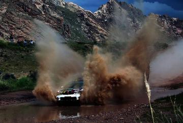 Careaga y López logran los primeros podios para Potosí en el primer día del automovilismo