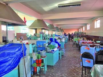 Inician campaña de desinfección de los mercados del municipio de Potosí
