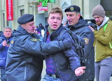 Condenan a cientos de opositores por las protestas en Bielorrusia