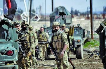 Fuerzas iraquíes prosiguen su ofensiva antiyihadista
