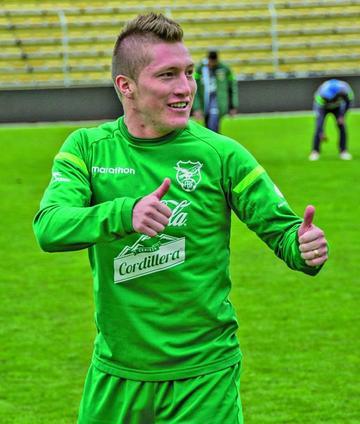"""Chumacero: """"al fútbol se juega sin excusas"""""""