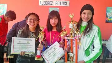 Potosina clasifica al torneo Mundial de Ajedrez Sub 16
