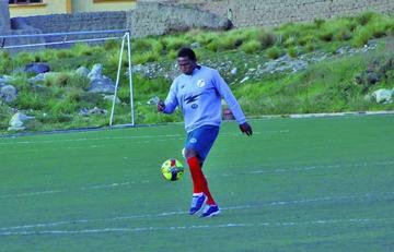 Leeb recupera a Alaca para el duelo con Bolívar