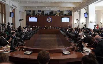 Países piden a la OEA definición para superar crisis en Venezuela
