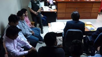 Bolivia presentará amparo por los nueve detenidos en Chile