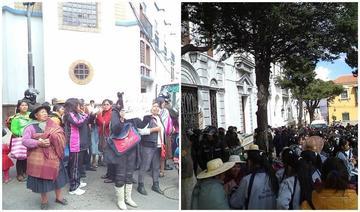 El Liceo María Gutiérrez exige un edificio propio sin cambios