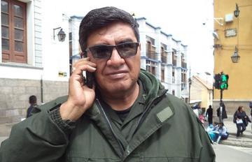 Designan al coronel Máx Pérez como director de Tránsito