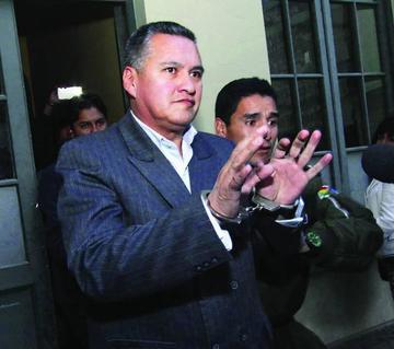 Juez instructor niega libertad para el abogado Eduardo León
