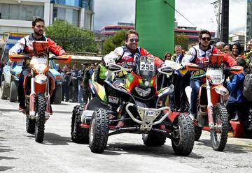 El Dakar volverá a pasar por Uyuni y Tupiza