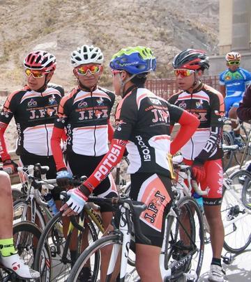 Potosí conformará este fin de semana la selección de ciclismo