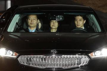 Juez ordena la detención de la expresidenta de Corea del Sur