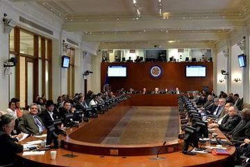 Bolivia presidirá Consejo Permanente de la OEA