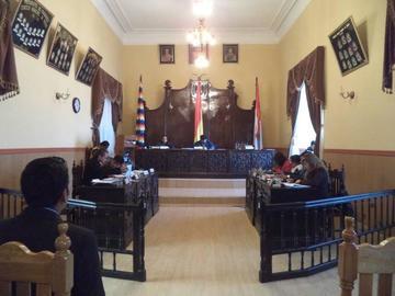El Concejo aprueba la modificación del presupuesto en Bs 40 millones