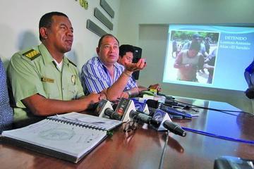 Confirman que hay dos detenidos de la banda de atracadores del robo