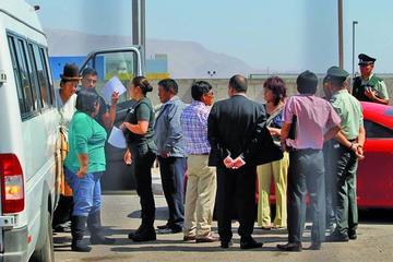 Familiares de los nueve detenidos en Chile se sienten fortalecidos
