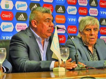 Argentina apela la suspensión de Messi