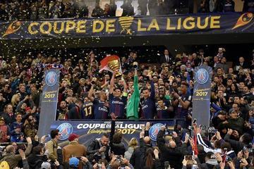 Paris Saint-Germain se corona campeón de la Liga de Francia