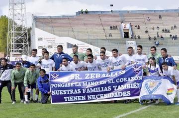 San José golea a Guabirá en medio de una protesta