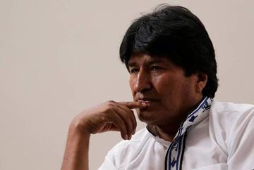 Gobierno informa que la cirugía de Morales fue rápida y exitosa