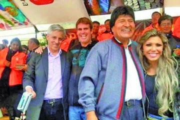 Penalista : Evo y Zapata deben ser procesados por registrar a niño inexistente