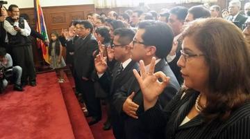Tribunal Supremo de Justicia posesiona a 26 nuevos vocales
