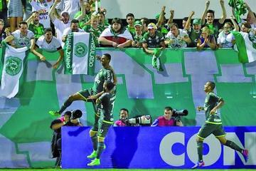 Chapecoense sorprende a Atlético Nacional en la Recopa