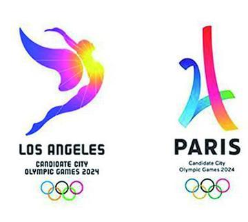 Los Ángeles y París pugnan los JJOO