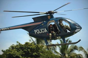 Caso Brinks: inician el patrullaje aéreo y se coordina con Brasil