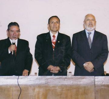 Exalumnos del Pichincha tienen tribunal de honor