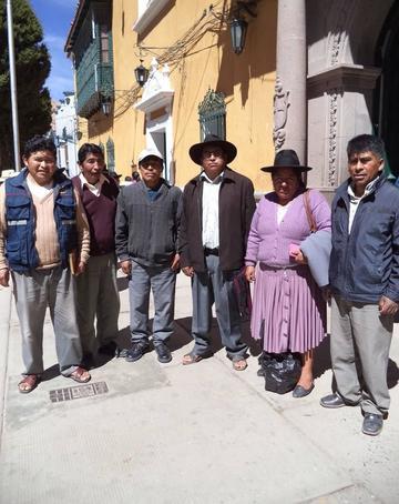 Alistan feria agropecuaria en poblaciones de Yocalla