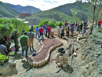 Alcalde anuncia inversión de más de 200 millones de Bolivianos