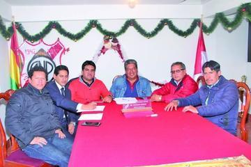"""Nacional Potosí inicia festejos en su 75 aniversario """"Bodas de Diamante"""""""